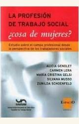 Papel PROFESION DE TRABAJO SOCIAL ¿COSA DE MUJERES?, LA.