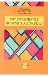 Papel INSTITUCIONES Y TERRITORIOS