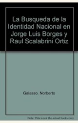 Papel BUSQUEDA DE LA IDENTIDAD NACIONAL EN JORGE LUIS BORGES Y RAU