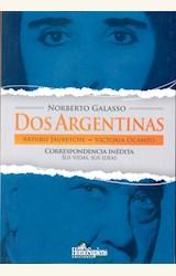 Papel DOS ARGENTINAS, ARTURO JAURECTHE Y VICTORIA OCAMPO