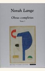 Papel OBRAS COMPLETAS 1 (LANGE)
