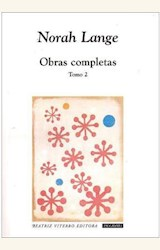Papel OBRAS COMPLETAS TOMO 2 (LANGE)