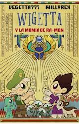 Papel WIGETTA Y LA MOMIA DE RA-MON