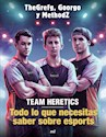 Libro Team Heretics