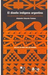 Papel DISEÑO INDIGENA ARGENTINO, EL C/ CD