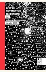 Papel GRUPOS, MOVIMIENTOS, TENDENCIAS DEL ARTE CONTEMPORANEO DESDE 1945