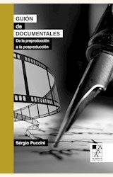 Papel GUION DE DOCUMENTALES