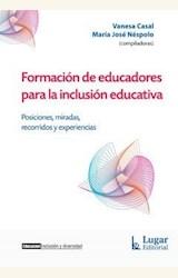 Papel FORMACIÓN DE EDUCADORES PARA LA INCLUSIÓN EDUCATIVA