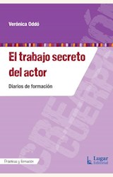Papel EL TRABAJO SECRETO DEL ACTOR