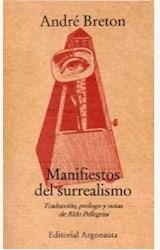 Papel MANIFIESTOS DEL SURREALISMO(TUSQ)