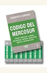 Papel CODIGO DEL MERCOSUR (6 VOL.)
