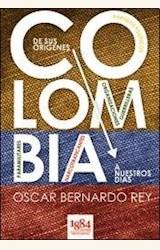 Papel COLOMBIA, DE SUS ORIGENES A NUESTROS DIAS