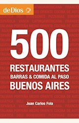 Papel 500 RESTAURANTES BARRAS & COMIDA AL PASO BUENOS AIRES