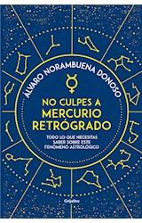 E-book No culpes a mercurio retrógrado