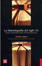 Papel LA HISTORIOGRAFIA DEL SIGLO XX