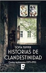 E-book Historias de clandestinidad