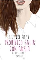 E-book Prohibido salir con Adela