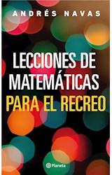 E-book Lecciones de matemáticas para el recreo