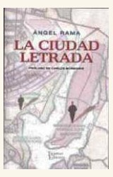 Papel LA CIUDAD LETRADA