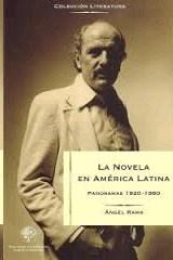 Papel LA NOVELA EN AMERICA LATINA 1920-1980
