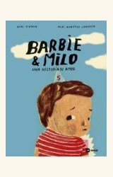 Papel BARBIE Y MILO
