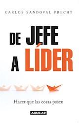 E-book De Jefe a Líder