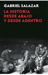 E-book La historia desde abajo y desde adentro