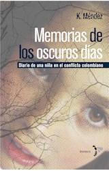 E-book Memorias de los oscuros días
