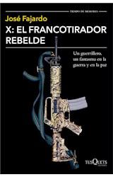 E-book X: El francotirador rebelde