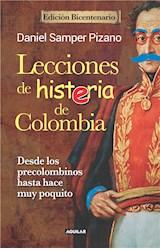 E-book Lecciones de histeria de Colombia (Edición Bicentenario)
