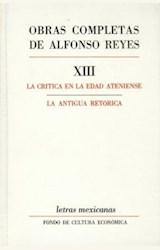 Papel OBRAS COMPLETAS DE ALFONSO REYES, XIII
