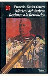 Papel MÉXICO: DEL ANTIGUO RÉGIMEN A LA REVOLUCIÓN. TOMO I