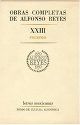 Papel OBRAS COMPLETAS DE ALFONSO REYES, XXIII