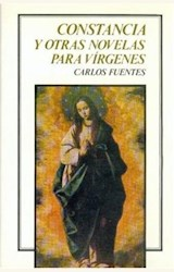 Papel CONSTANCIA Y OTRAS NOVELAS PARA VIRGENES