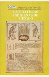 Papel LITERATURAS INDIGENAS DE MEXICO