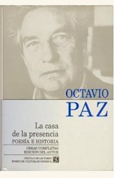 Papel CASA DE LA PRESENCIA 1 OC