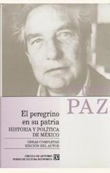 Papel OBRAS COMPLETAS T.8 EL PEREGRINO EN SU PATRIA