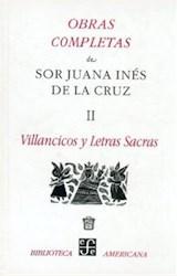 Papel OBRAS COMPLETAS SOR JUANA T II