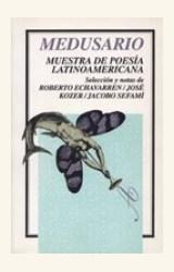 Papel MEDUSARIO. MUESTRA DE POESIA LATINOAMERICANA.