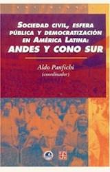 Papel SOCIEDAD CIVIL, ESFERA PUBLICA Y DEMOCRATIZACION EN AMERICA