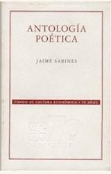 Papel ANTOLOGIA POETICA -JAIME SABINES-