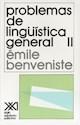 Libro Ii. Problemas De Linguistica General