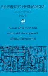 Papel OBRAS COMPLETAS 3 (HERNANDEZ FELISBERTO)
