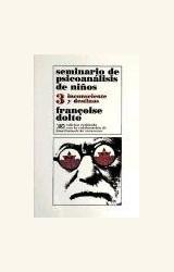 Papel SEMINARIO DE PSICOANALISIS DE NIÑOS 3 (INCONSCIENTE Y DESTIN