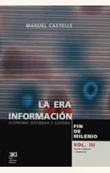 Papel ERA DE LA INFORMACION, LA VOL. III