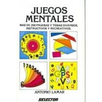 Papel JUEGOS MENTALES