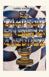 Papel EL CAMPEON ENSEÑA AJEDREZ