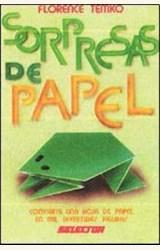Papel SORPRESAS DE PAPEL
