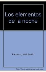 Papel LOS ELEMENTOS DE LA NOCHE