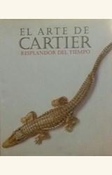 Papel ARTE DE CARTIER, EL (RESPLANDOR DEL TIEMPO)